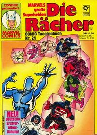 Cover Thumbnail for Die Rächer (Condor, 1979 series) #24