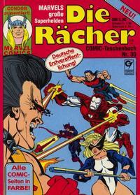 Cover Thumbnail for Die Rächer (Condor, 1979 series) #30
