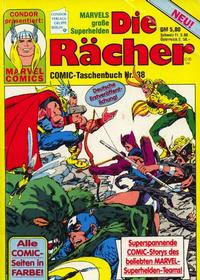 Cover Thumbnail for Die Rächer (Condor, 1979 series) #38