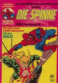 Cover Thumbnail for Die Spinne (Condor, 1979 series) #4