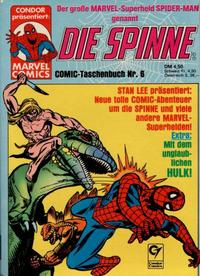 Cover Thumbnail for Die Spinne (Condor, 1979 series) #6