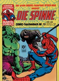 Cover Thumbnail for Die Spinne (Condor, 1979 series) #13