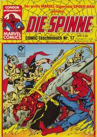 Cover Thumbnail for Die Spinne (Condor, 1979 series) #17
