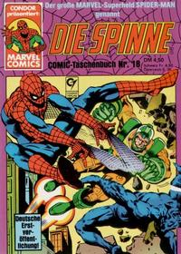 Cover Thumbnail for Die Spinne (Condor, 1979 series) #18