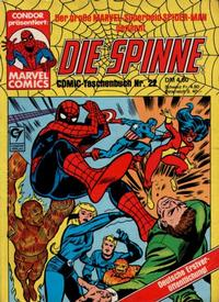 Cover Thumbnail for Die Spinne (Condor, 1979 series) #22