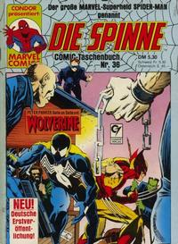 Cover Thumbnail for Die Spinne (Condor, 1979 series) #36