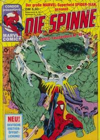 Cover Thumbnail for Die Spinne (Condor, 1979 series) #48