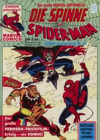 Cover Thumbnail for Die Spinne (Condor, 1979 series) #49