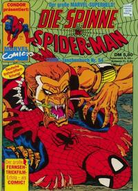 Cover Thumbnail for Die Spinne (Condor, 1979 series) #54
