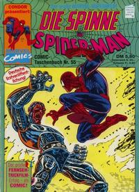 Cover Thumbnail for Die Spinne (Condor, 1979 series) #55