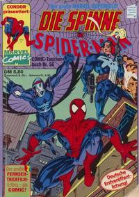 Cover Thumbnail for Die Spinne (Condor, 1979 series) #56