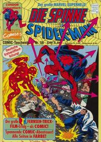 Cover Thumbnail for Die Spinne (Condor, 1979 series) #58