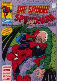 Cover Thumbnail for Die Spinne (Condor, 1979 series) #61
