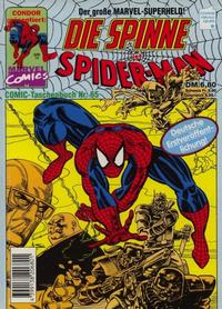 Cover Thumbnail for Die Spinne (Condor, 1979 series) #65