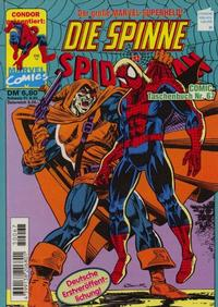 Cover Thumbnail for Die Spinne (Condor, 1979 series) #67