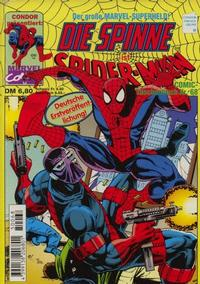Cover Thumbnail for Die Spinne (Condor, 1979 series) #68