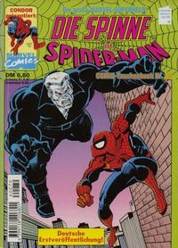Cover Thumbnail for Die Spinne (Condor, 1979 series) #70