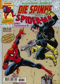 Cover Thumbnail for Die Spinne (Condor, 1979 series) #71