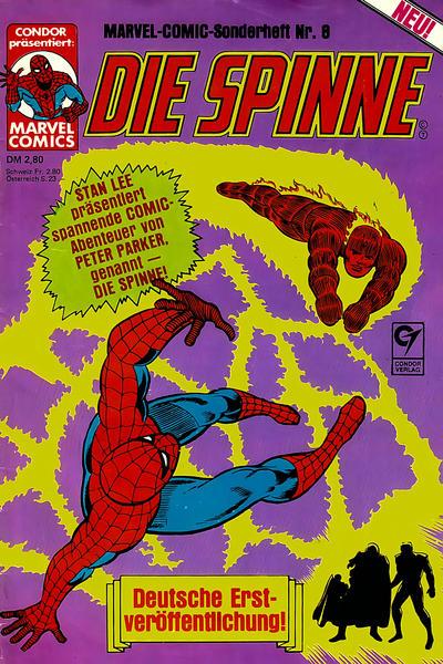 Cover for Marvel-Comic-Sonderheft (Condor, 1980 series) #8