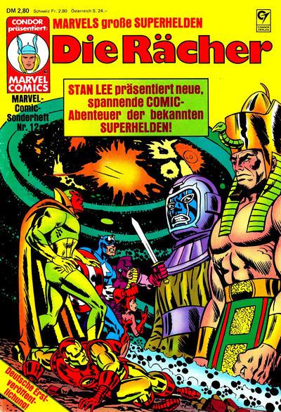 Cover for Marvel-Comic-Sonderheft (Condor, 1980 series) #12