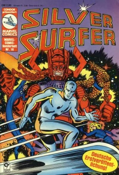 Cover for Marvel-Comic-Sonderheft (Condor, 1980 series) #16