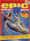 Cover for Epic (Condor, 1983 series) #12
