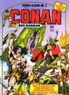Cover for Conan der Barbar (Condor, 1982 series) #2