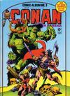 Cover for Conan der Barbar (Condor, 1982 series) #3