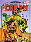 Cover for Conan der Barbar (Condor, 1982 series) #4