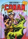 Cover for Conan der Barbar (Condor, 1982 series) #5