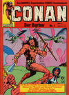 Cover for Conan (Condor, 1979 series) #1