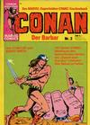 Cover for Conan (Condor, 1979 series) #2