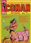 Cover for Conan (Condor, 1979 series) #2