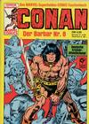 Cover for Conan (Condor, 1979 series) #8