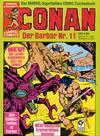 Cover for Conan (Condor, 1979 series) #11