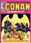 Cover for Conan (Condor, 1979 series) #12