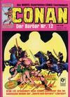 Cover for Conan (Condor, 1979 series) #12
