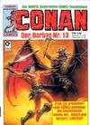 Cover for Conan (Condor, 1979 series) #13