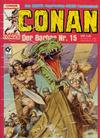 Cover for Conan (Condor, 1979 series) #15
