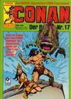 Cover for Conan (Condor, 1979 series) #17