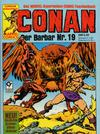 Cover for Conan (Condor, 1979 series) #19