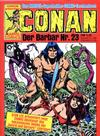 Cover for Conan (Condor, 1979 series) #23