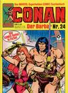 Cover for Conan (Condor, 1979 series) #24