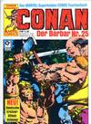 Cover for Conan (Condor, 1979 series) #25