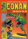 Cover for Conan (Condor, 1979 series) #28