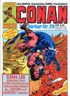 Cover for Conan (Condor, 1979 series) #29