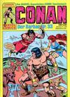Cover for Conan (Condor, 1979 series) #33