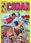 Cover for Conan (Condor, 1979 series) #33