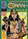 Cover for Conan (Condor, 1979 series) #35