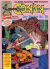 Cover for Conan (Condor, 1979 series) #36